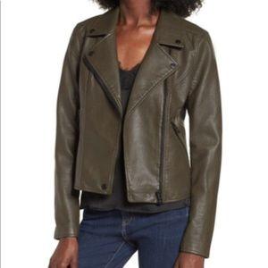 Blank NYC faux Moto jacket